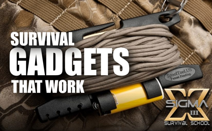 Survival Gadgets that Work!