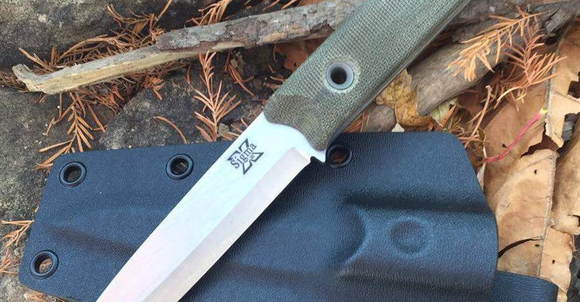 Top 10 Scandi Grind Bushcraft Knives of 2018