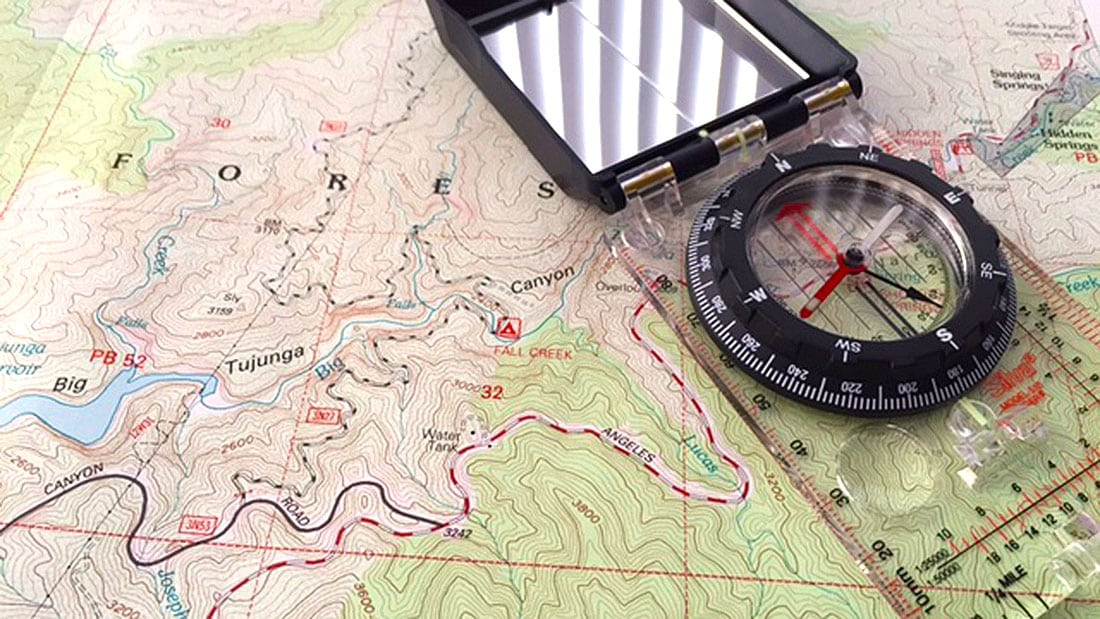 intro to navigation 1 day survival school